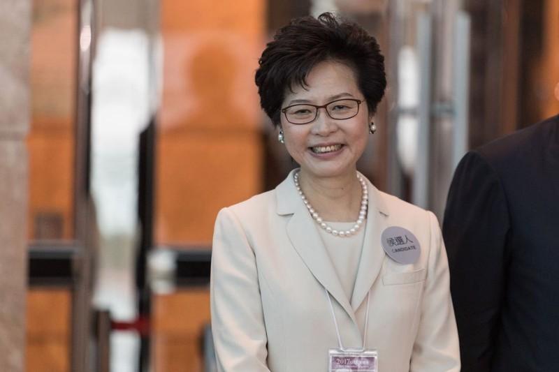 Hong Kong có nữ lãnh đạo đầu tiên - ảnh 1