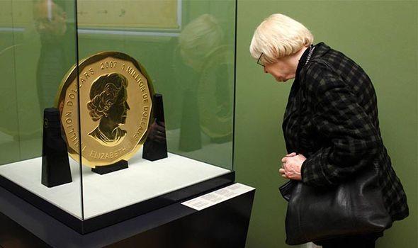 Bảo tàng Đức bị mất trộm 100 kg vàng - ảnh 1