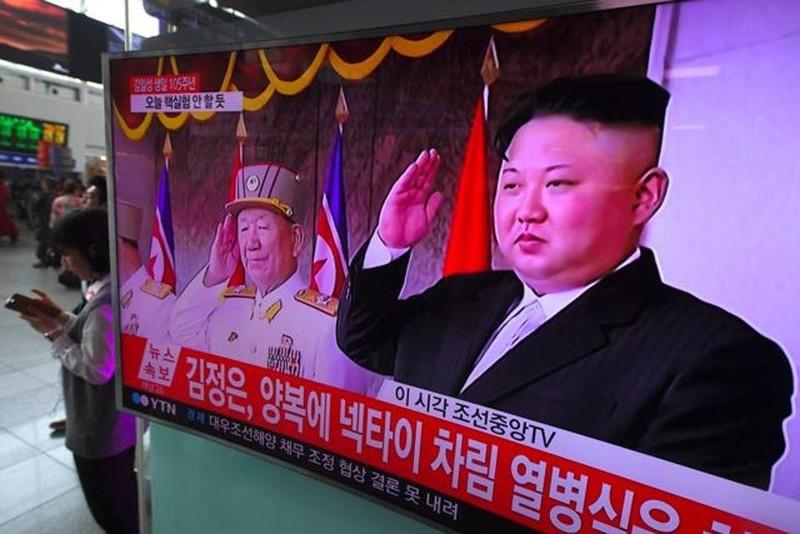 Ông Trump muốn 'can dự và gây áp lực tối đa' Triều Tiên - ảnh 1