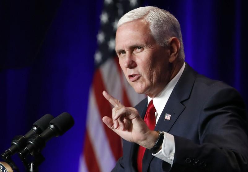 Phó tổng thống Mỹ bác tin bí mật tranh cử năm 2020 - ảnh 1