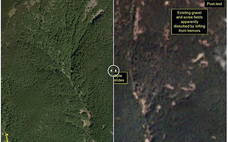Triều Tiên có thể sắp thử hạt nhân lần 7 - ảnh 1