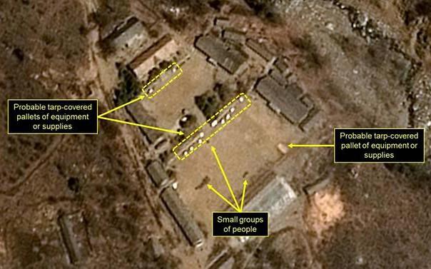 Động đất gần bãi thử hạt nhân của Triều Tiên - ảnh 1