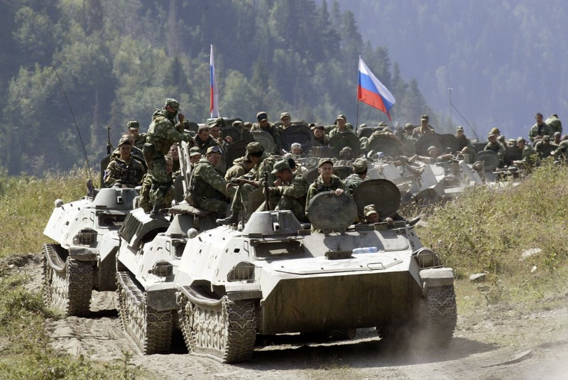 Nga tuyên bố toàn bộ Syria được giải phóng khỏi IS - ảnh 1