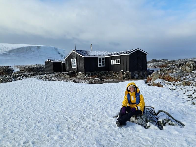 Hành trình chinh phục châu Nam Cực của cô gái Việt - ảnh 12