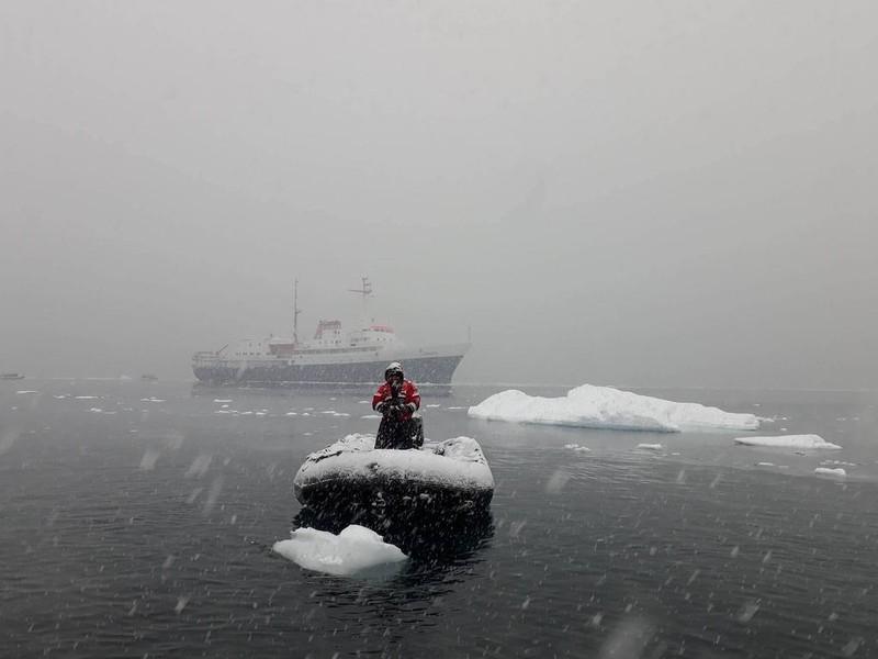 Hành trình chinh phục châu Nam Cực của cô gái Việt - ảnh 10