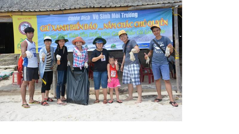 Kết quả hình ảnh cho Nhiệt điện Vĩnh Tân làm giảm đa dạng sinh học tại Hòn Cau