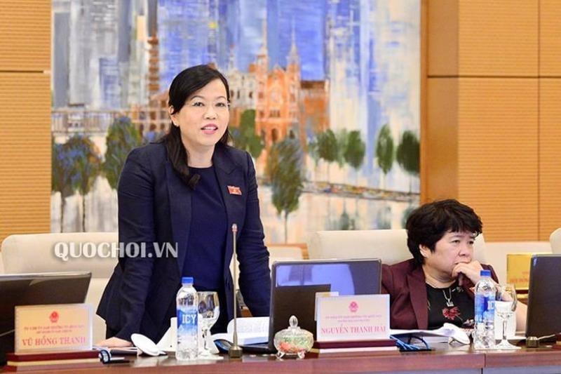 Trưởng ban Dân nguyện Quốc hội nói về tham nhũng vặt - ảnh 1