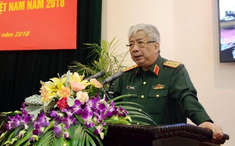 Hội thảo khoa học về Sách trắng quốc phòng Việt Nam 2018 - ảnh 1