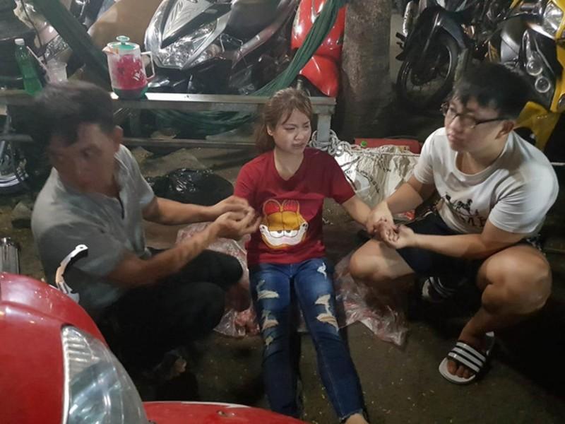 Hai hiệp sĩ bị cướp đâm chết giữa trung tâm Sài Gòn - ảnh 2