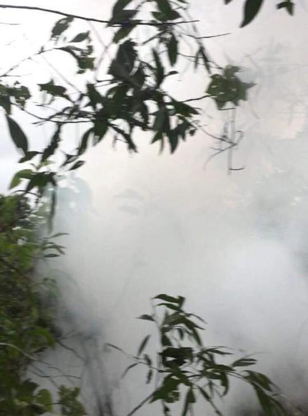 Máy bay quân sự Su-22 rơi ở Nghệ An - ảnh 3
