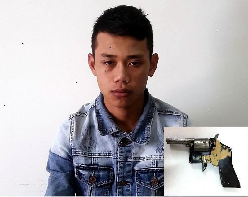 Mâu thuẫn qua Facebook, thiếu niên dùng súng bắn chết học sinh - ảnh 2