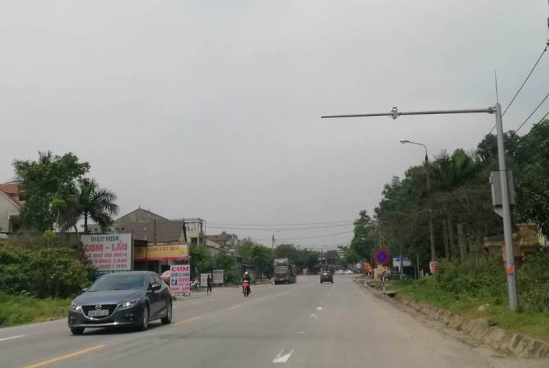 Phạt nguội hàng chục ngàn ô tô qua Hà Tĩnh - ảnh 2