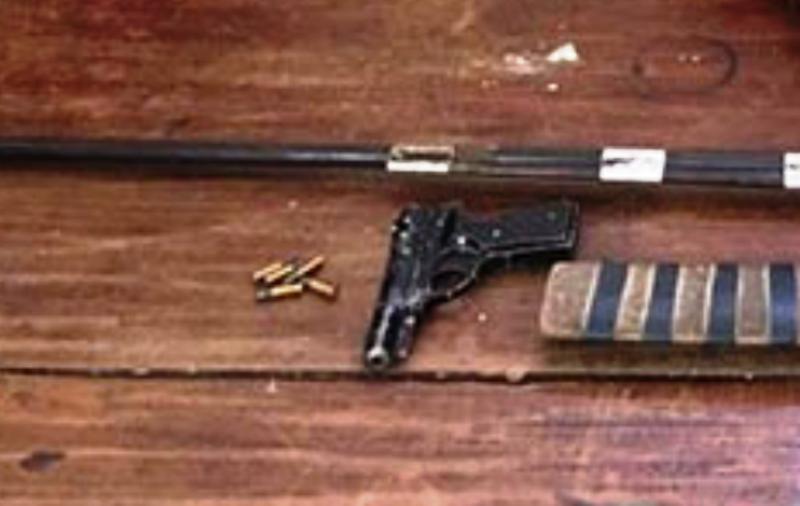 Trốn truy nã dùng súng bắn trọng thương 2 cảnh sát  - ảnh 2