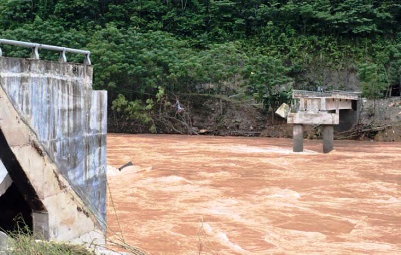 Thủy điện lớn nhất Bắc Trung bộ báo cáo việc xả lũ 'khủng' - ảnh 2