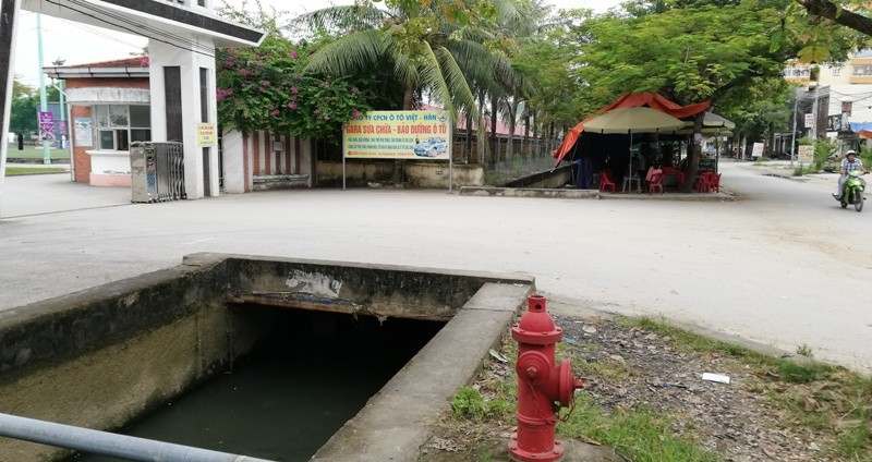 Vụ cắt đường xây bệnh viện cổ phần: Kiến nghị mở lại đường  - ảnh 4