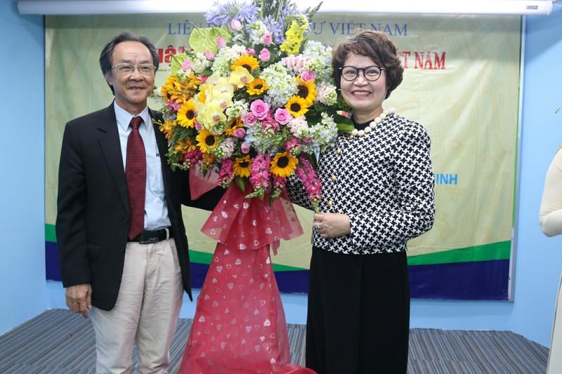 Tạp chí Luật Sư Việt Nam ra mắt trụ sở mới - ảnh 3
