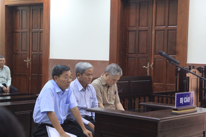 Xét xử ông Đặng Thanh Bình: Một bị án bất ngờ xin có ý kiến - ảnh 1