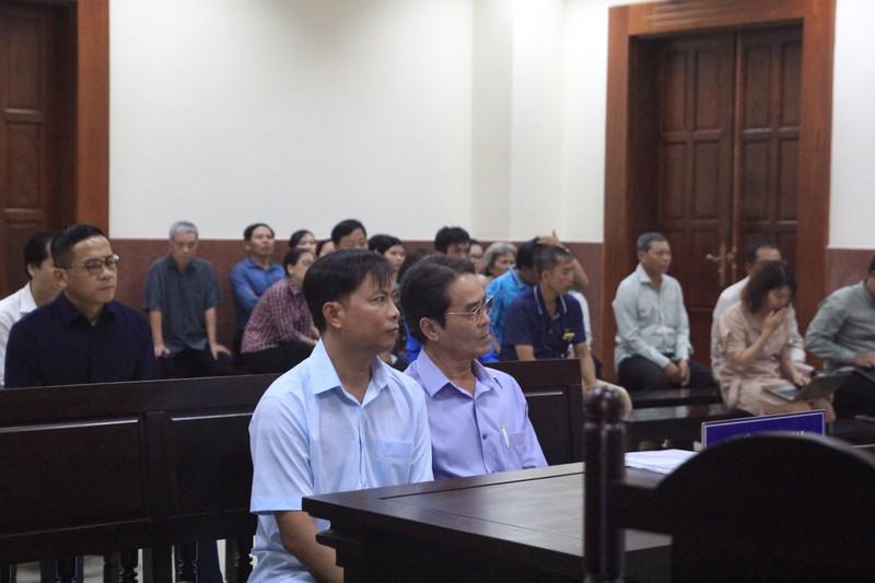 Xét xử ông Đặng Thanh Bình: Một bị án bất ngờ xin có ý kiến - ảnh 2