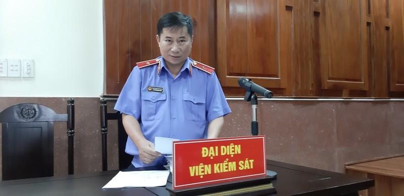 Viện kiểm sát phát biểu quan điểm vụ Đặng Thanh Bình - ảnh 2