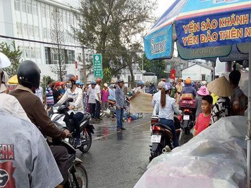 Xe khách Phương Trang tông chết bé gái 14 tuổi - ảnh 1