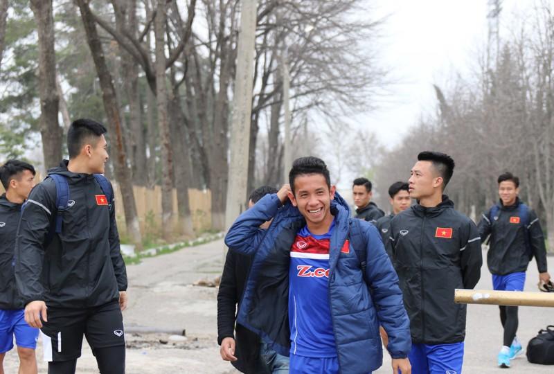 Đội tuyển Việt Nam trên cơ Afghanistan - ảnh 2