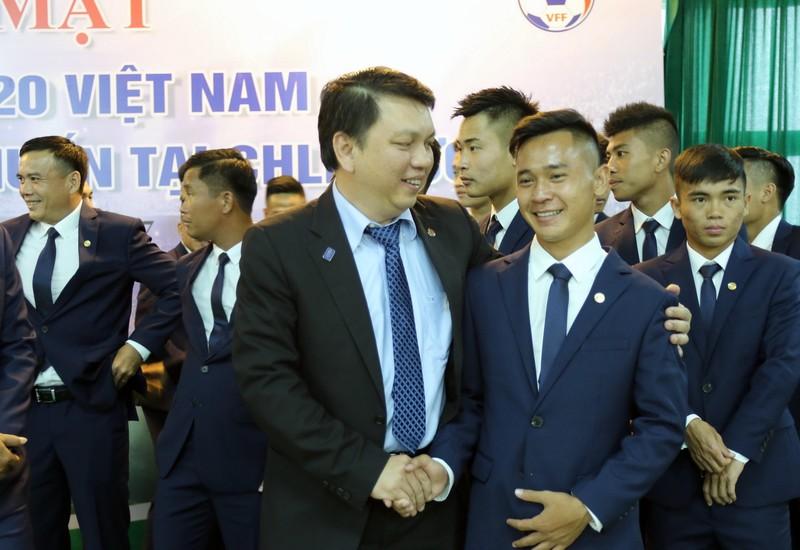 U-20 Việt Nam tham dự World Cup không phải ăn may - ảnh 1