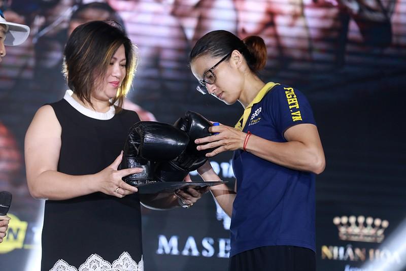 HBF 01 chắp cánh ước mơ boxing Việt Nam  - ảnh 4