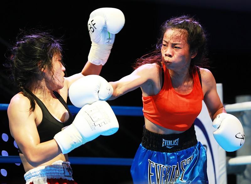 HBF 01 chắp cánh ước mơ boxing Việt Nam  - ảnh 1