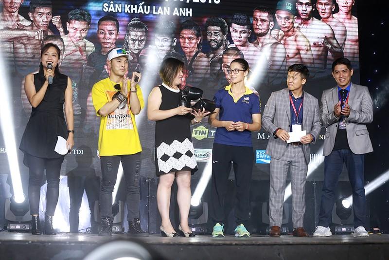 HBF 01 chắp cánh ước mơ boxing Việt Nam  - ảnh 9