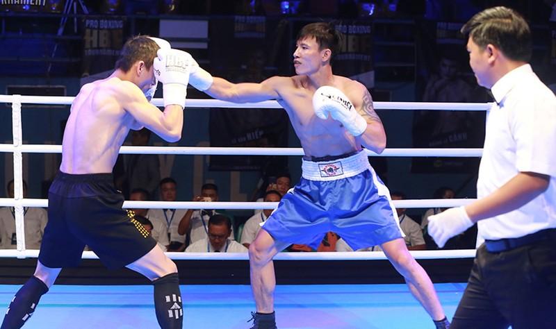 HBF 01 chắp cánh ước mơ boxing Việt Nam  - ảnh 3