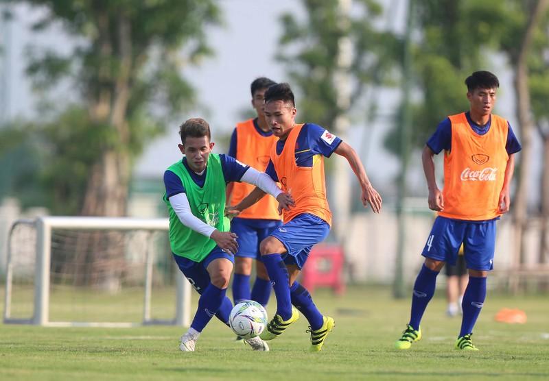 Ông Park sẽ loại 7 cầu thủ cho AFF Cup 2018 - ảnh 2
