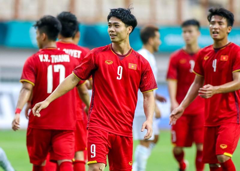 Ông Park sẽ loại 7 cầu thủ cho AFF Cup 2018 - ảnh 1