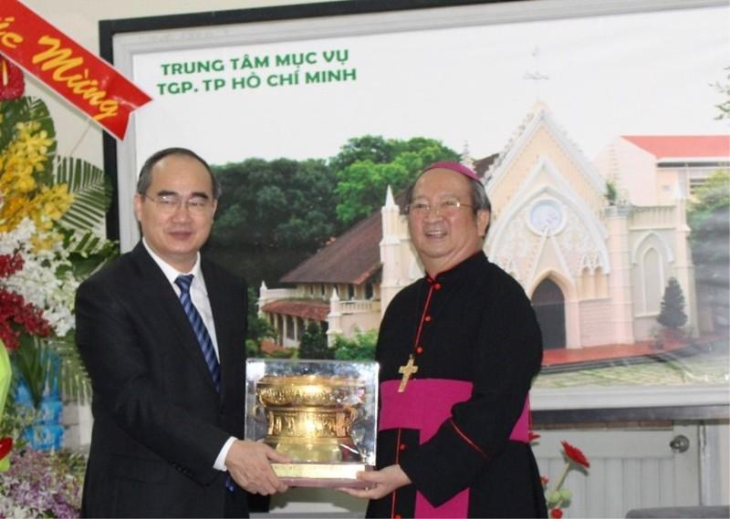 'Ở đâu có Công giáo, ở đó có đoàn kết và bình an' - ảnh 1