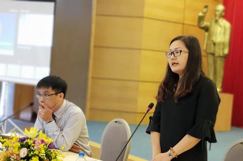 Bộ trưởng Phùng Xuân Nhạ cảm ơn nhà báo, chuyên gia - ảnh 1