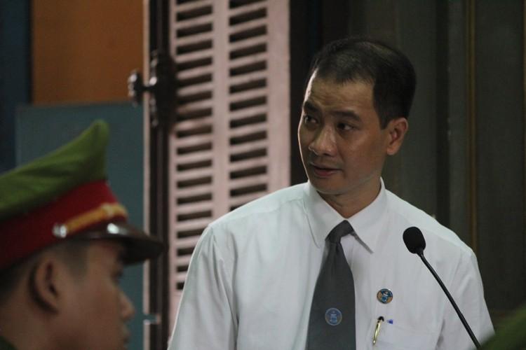 Luật sư Nguyễn Tấn Thi