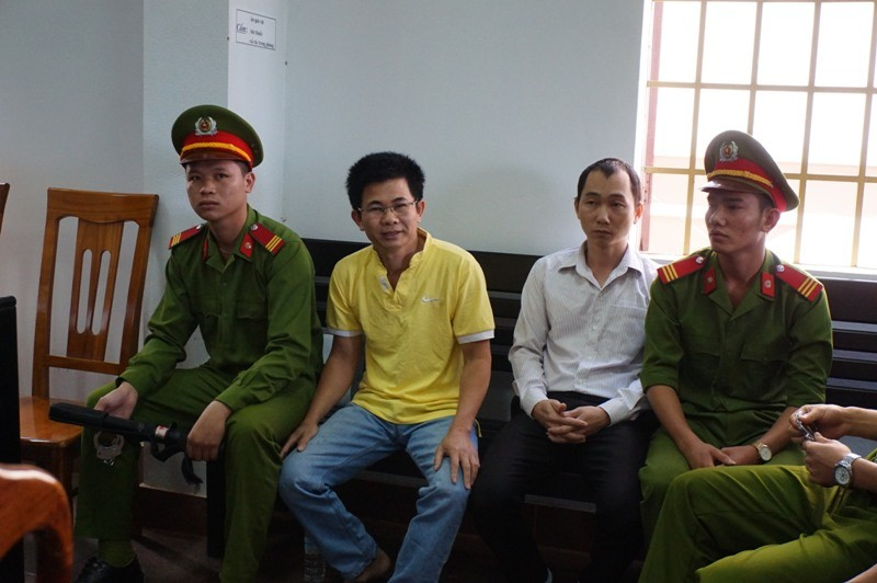 Đang xét xử vụ án Trần Minh Lợi ở Tây Nguyên - ảnh 1