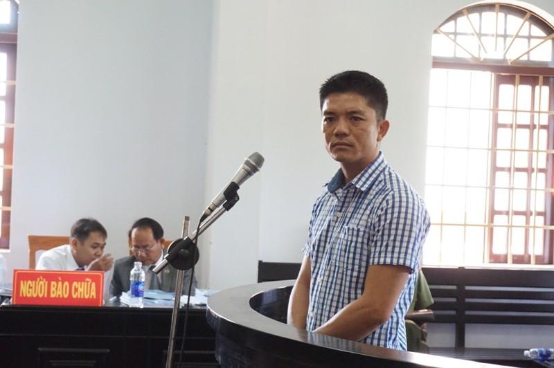 Ra tòa, cựu trinh sát tố Trần Minh Lợi lấy 220 triệu - ảnh 1