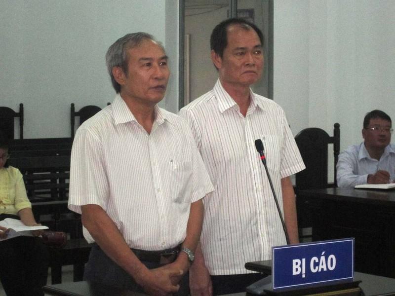 Không giảm án cho trưởng phó ban quản lý vịnh Nha Trang tham ô - ảnh 1