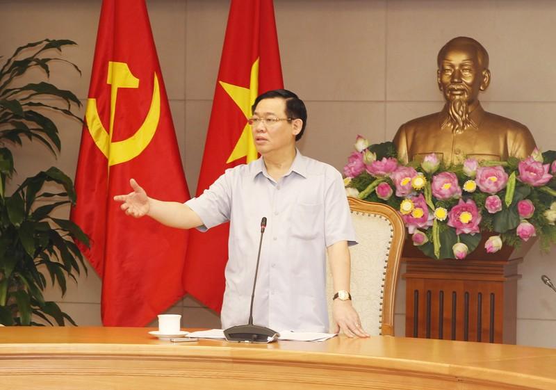 Phó Thủ tướng: Có quy định xử lý cán bộ rồi mà chẳng ai làm - ảnh 1