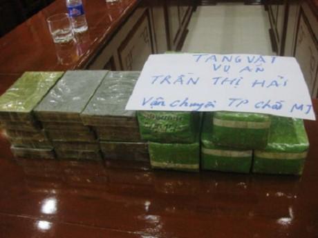 Thiếu tướng Trịnh Xuyên biểu dương Ban chuyên án ma túy - ảnh 2