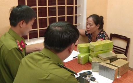Thiếu tướng Trịnh Xuyên biểu dương Ban chuyên án ma túy - ảnh 1
