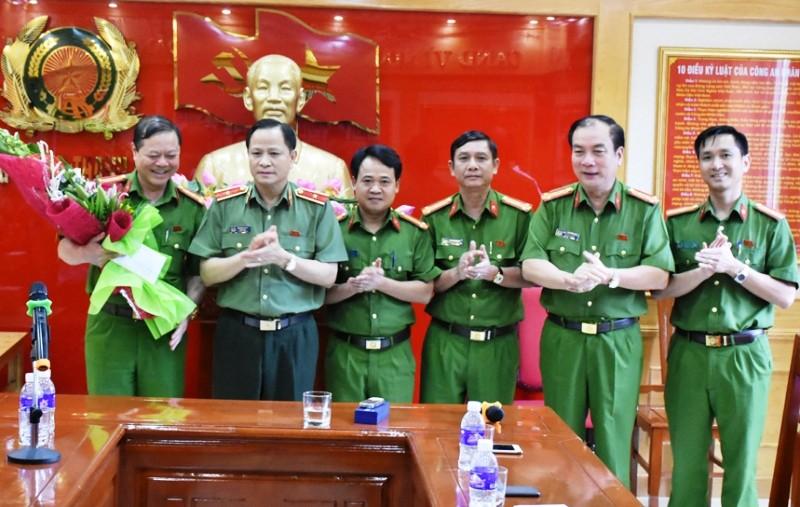 Thiếu tướng Trịnh Xuyên biểu dương Ban chuyên án ma túy - ảnh 3