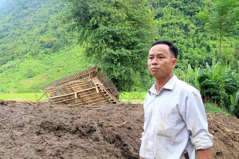 Hàng chục hộ bị lũ cuốn trong tích tắc dưới đỉnh 'Sài Khao' - ảnh 12