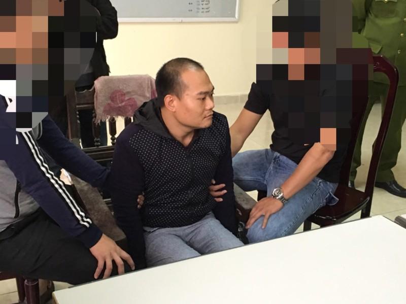 Bắt trùm ma túy trốn truy nã từ TQ sang Việt Nam - ảnh 1