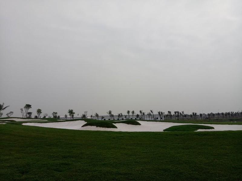Hải Phòng: Khánh thành sân golf trên đảo lớn nhất  - ảnh 2