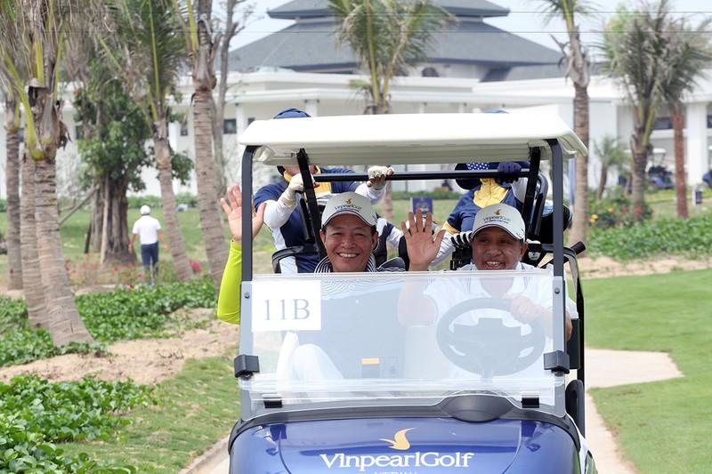 Hải Phòng: Khánh thành sân golf trên đảo lớn nhất  - ảnh 3