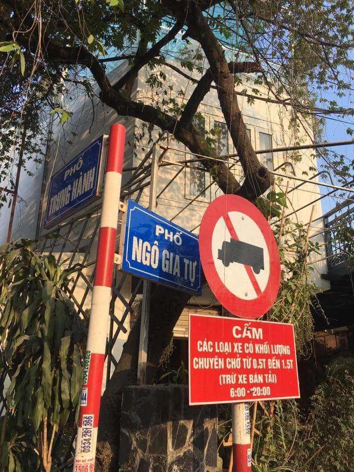 Doanh nghiệp Hải Phòng bức xúc vì cấm xe tải ban ngày - ảnh 1