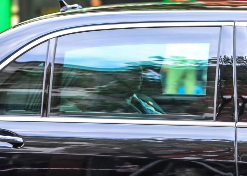 Chuyên cơ chở Tổng thống Putin đã đáp xuống Đà Nẵng - ảnh 7