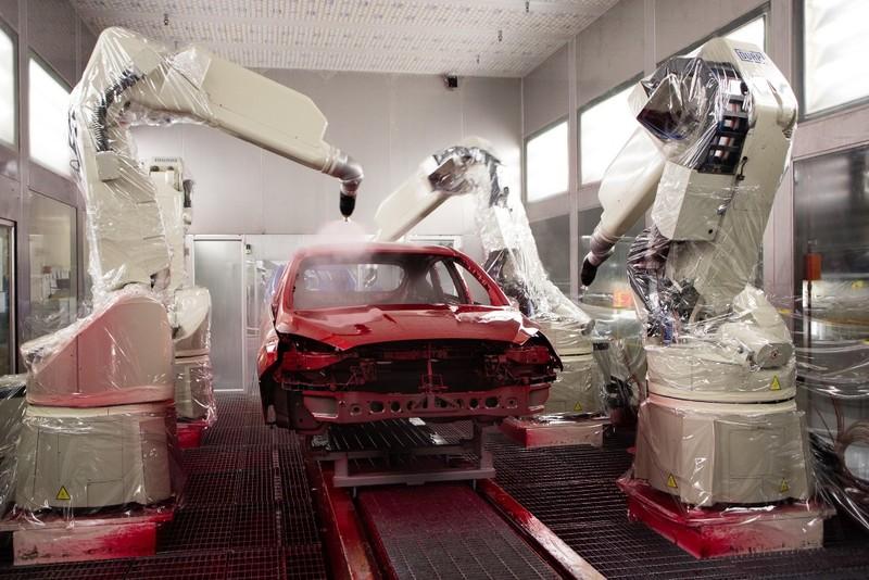 Ford tiến tới giảm dùng nước sạch trong sản xuất - ảnh 2