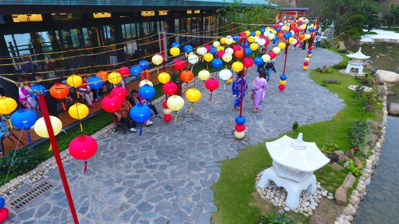 Trải nghiệm văn hóa Nhật Bản ở Sun World Halong Complex - ảnh 3